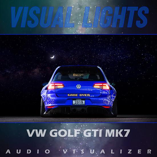 Volkswagen Golf GTI Mk7 Wallpaper Engine