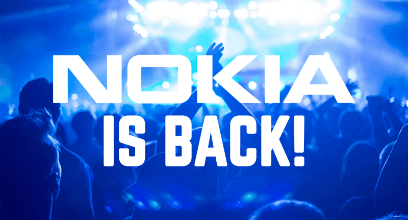 Nokia is back! Will create Android powered phones and tablets!