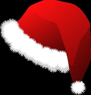 Santa Claus Hat PNG Image