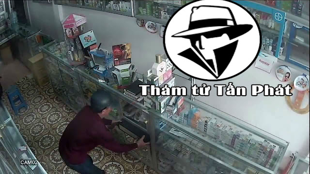 Thám tử chuyên nghiệp chuyên điều tra trộm cắp nội bộ