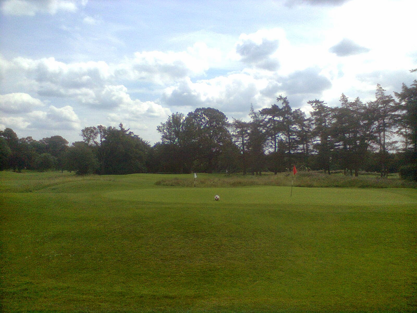 FootGolf at Stockwood Park in Luton