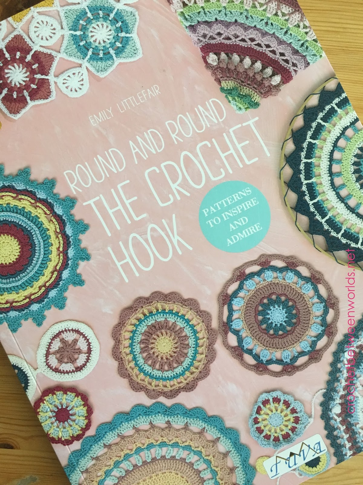 Crochet between worlds: REVIEW: Round and Round the Crochet Hook by ...
