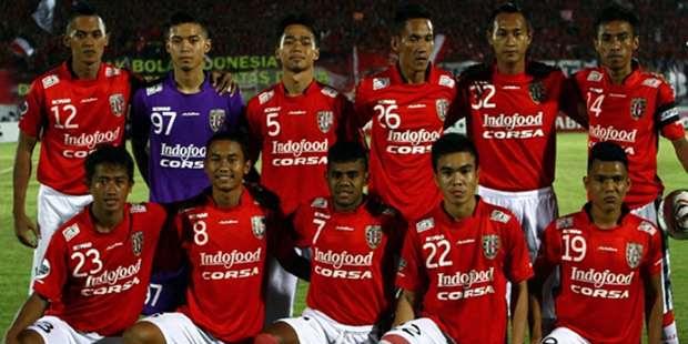 Bali United Menang Telak Atas Mitra Kukar Dengan Skor 6-1