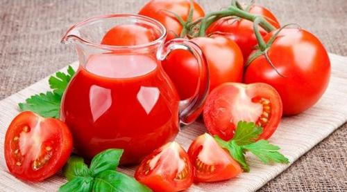 Segarnya buah Tomat