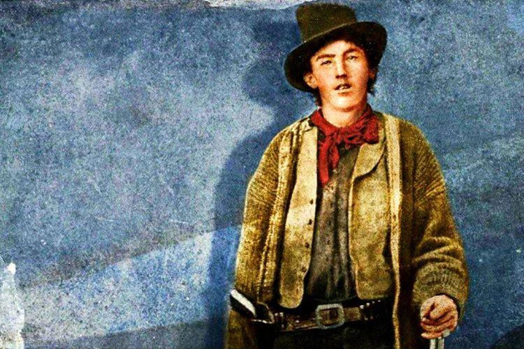 William Henry Mccarty nam-ı diğer Billy The Kid, bilinen en meşhur kanun kaçaklarından biriydi.