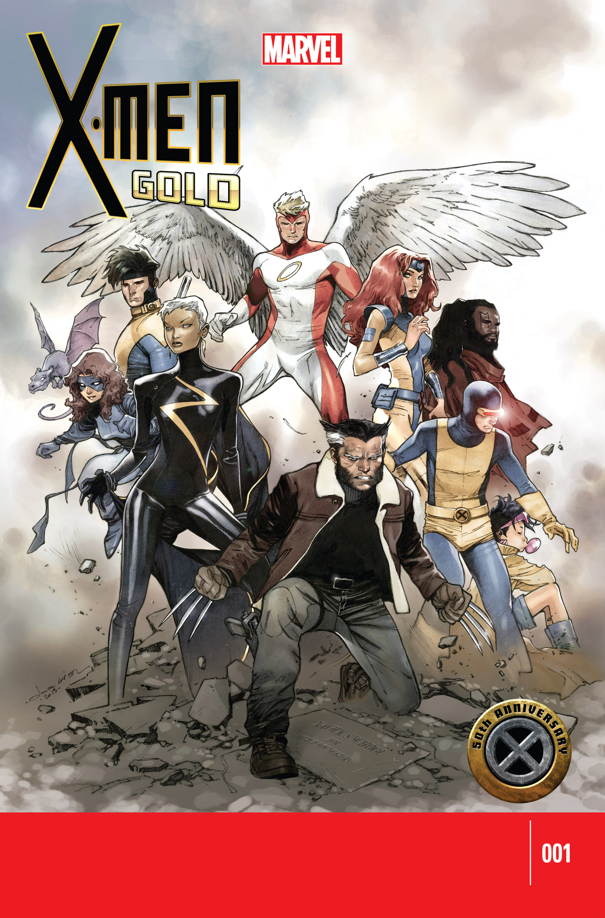 Read online All-New X-Men (2013) comic -  Issue # _Special - All-Different - 78