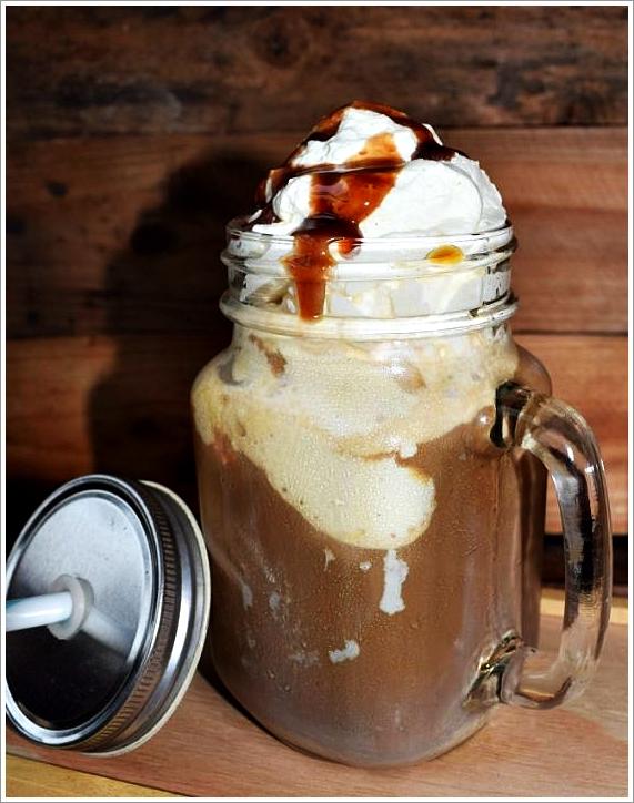 Baileys Iced Coffee Rezept