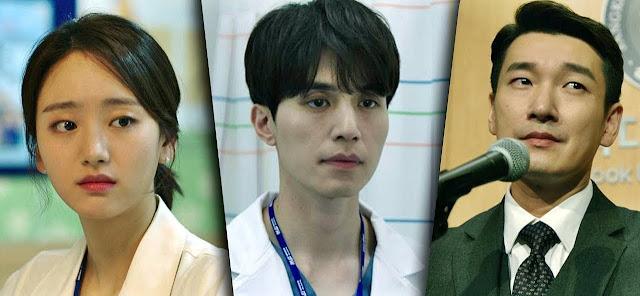 JTBC新戲《LIFE》公開第二版預告 讓人越來越期待 7月23首播日的到來