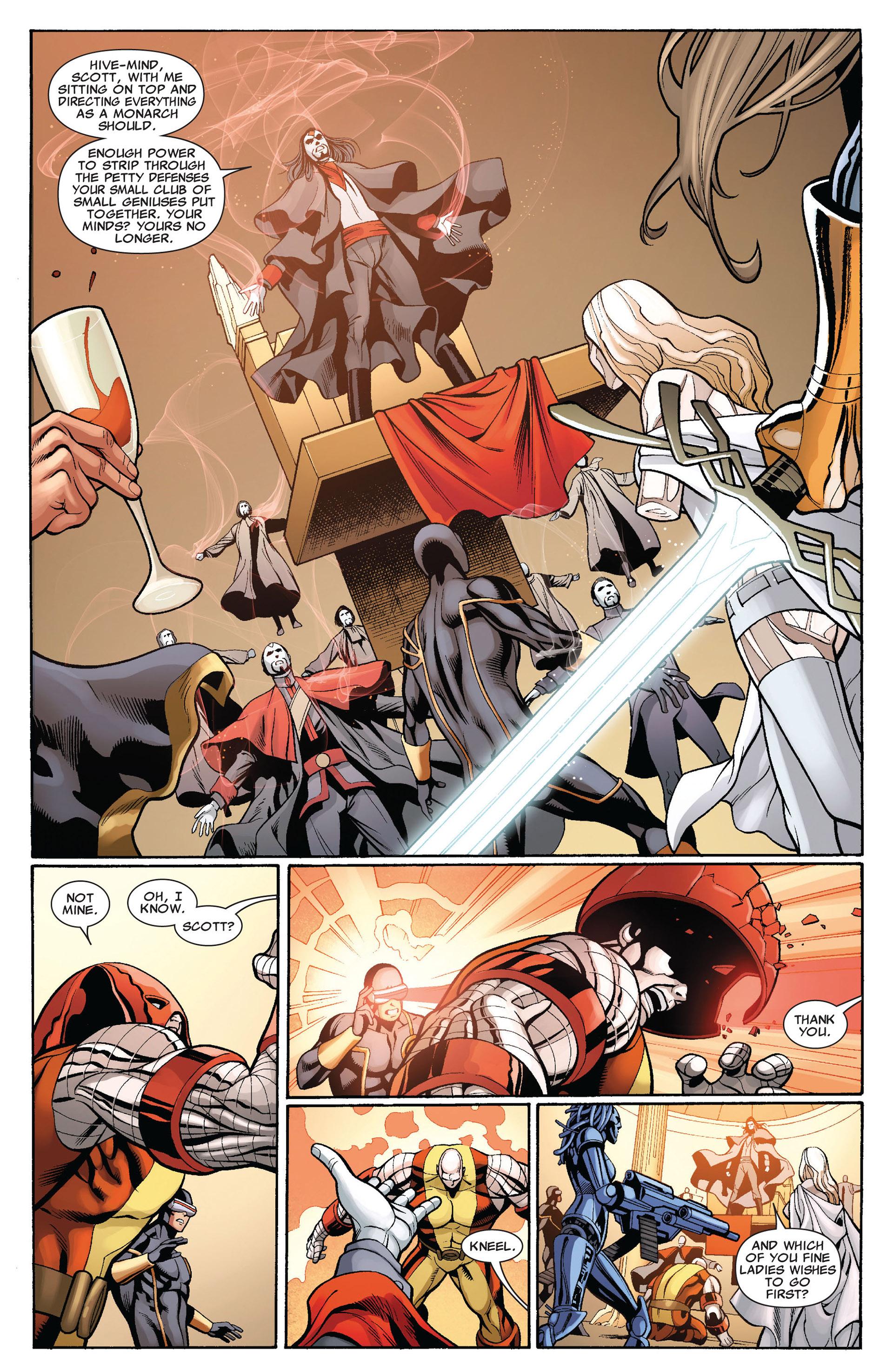 Read online Uncanny X-Men (2012) comic -  Issue #2 - 14