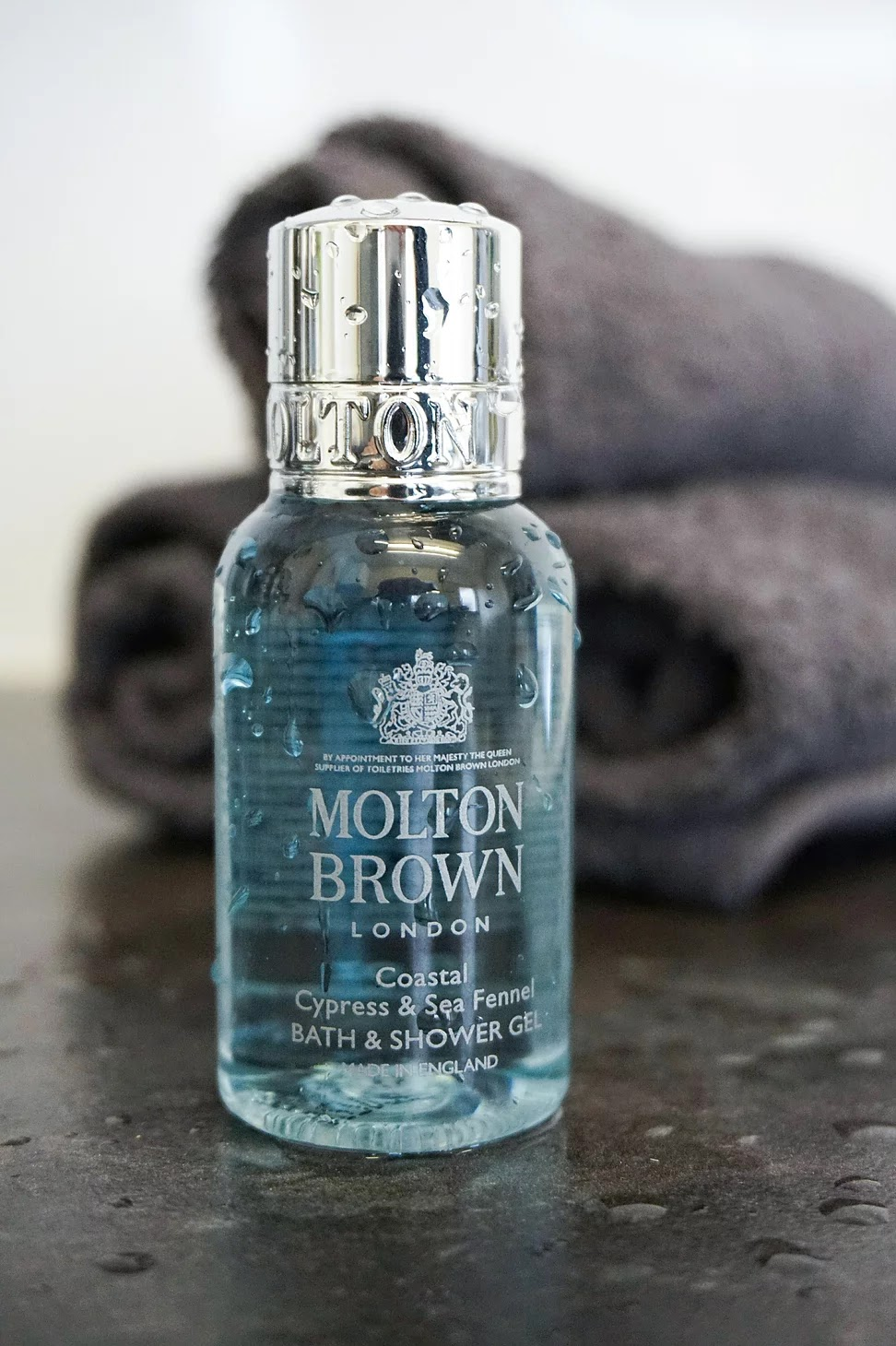 Molton Brown new collection bath and shower gel coastal cypress sea fennel
