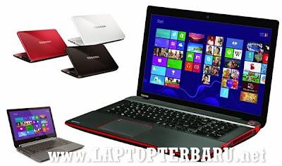 Harga Laptop Toshiba terbaru