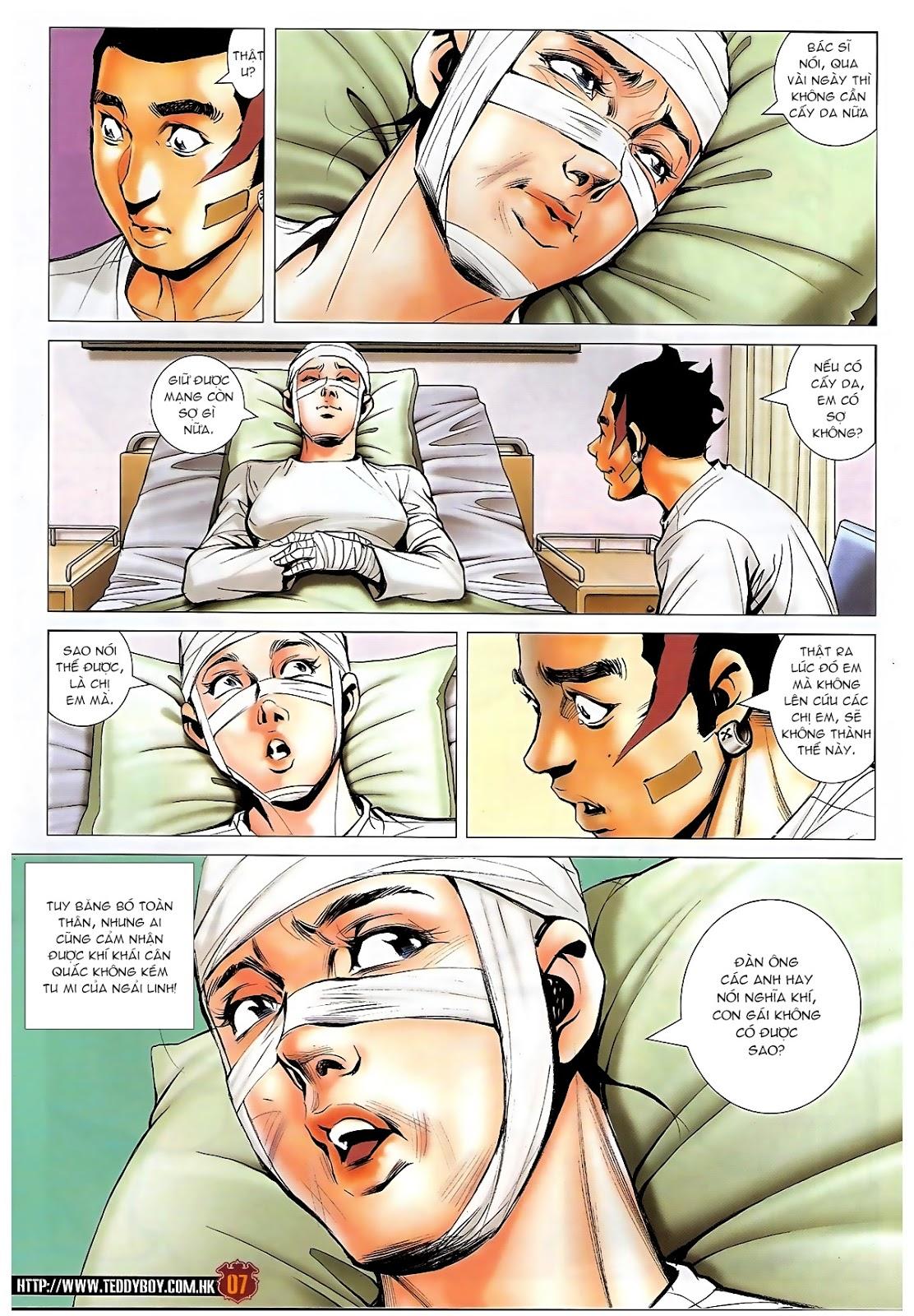 Người Trong Giang Hồ - Chapter 1570: Tắm máu sauna - Pic 6
