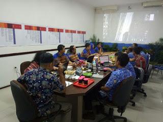 ULP Kabupaten Kepahiang  Study Banding di ULP OKI
