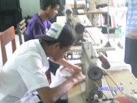 kegiatan pembelajaran di SLB Sindangsari