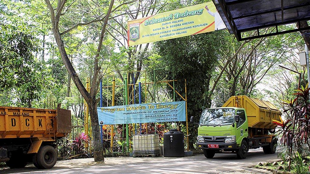Tempat Pembuangan Akhir Sampah Talangagung Merupakan Destinasi