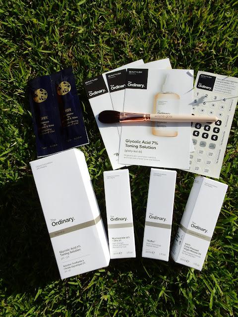 Beautylish haul - www.modenmakeup.com