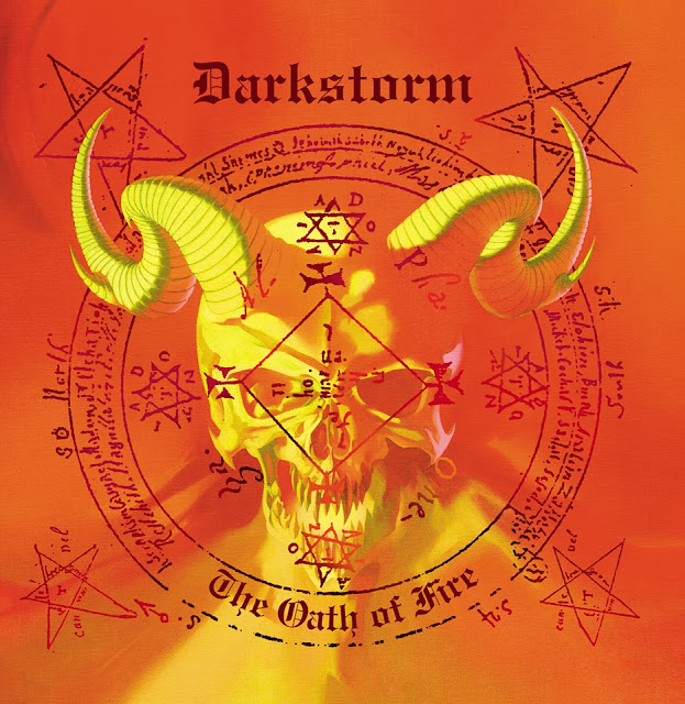Darkstorm the oath of fire black metal