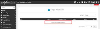 Cara Menghapus Domain di Cpanel / Softacolous dan Mengatasi Error Index of /
