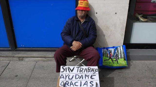 Pese a su reducción, el paro afecta a un 20% de la población activa en España