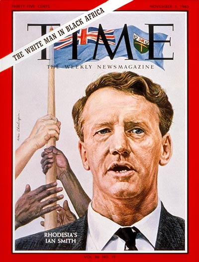 Time Magazine - Rhodesia
