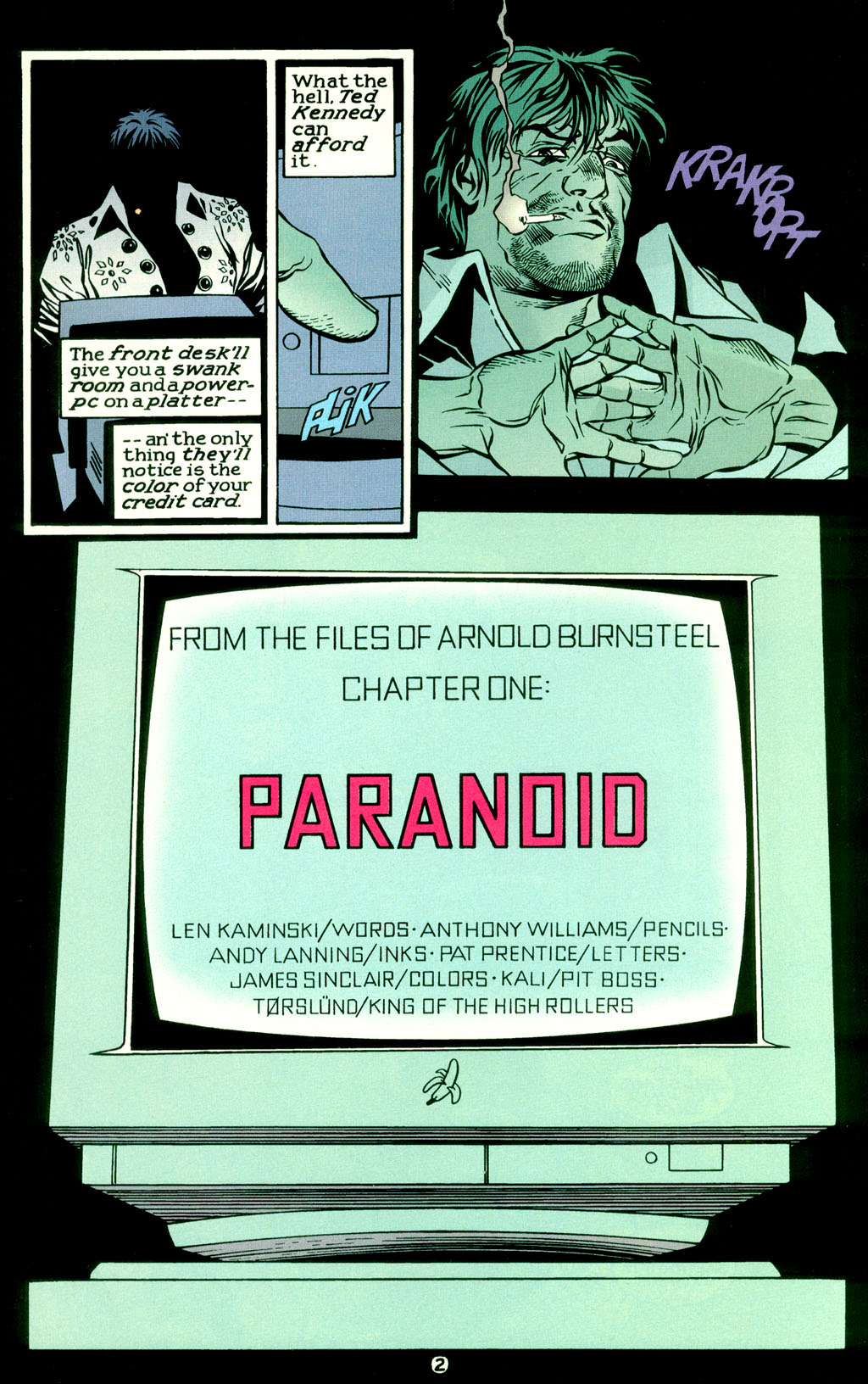 Read online Impulse Plus comic -  Issue # Full - 28