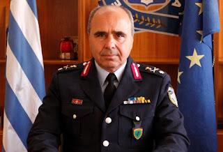 Ο Κωνσταντίνος Στεφανόπουλος τοποθετήθηκε στη Γενική Περιφερειακή Αστυνομική Διεύθυνση Πελοποννήσου