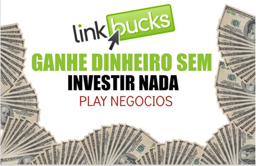 Resultado de imagem para ganhar dinheiro com linkbucks