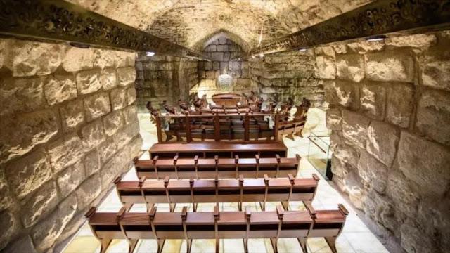 Israel inaugura sinagoga en el recinto de la Mezquita Al-Aqsa