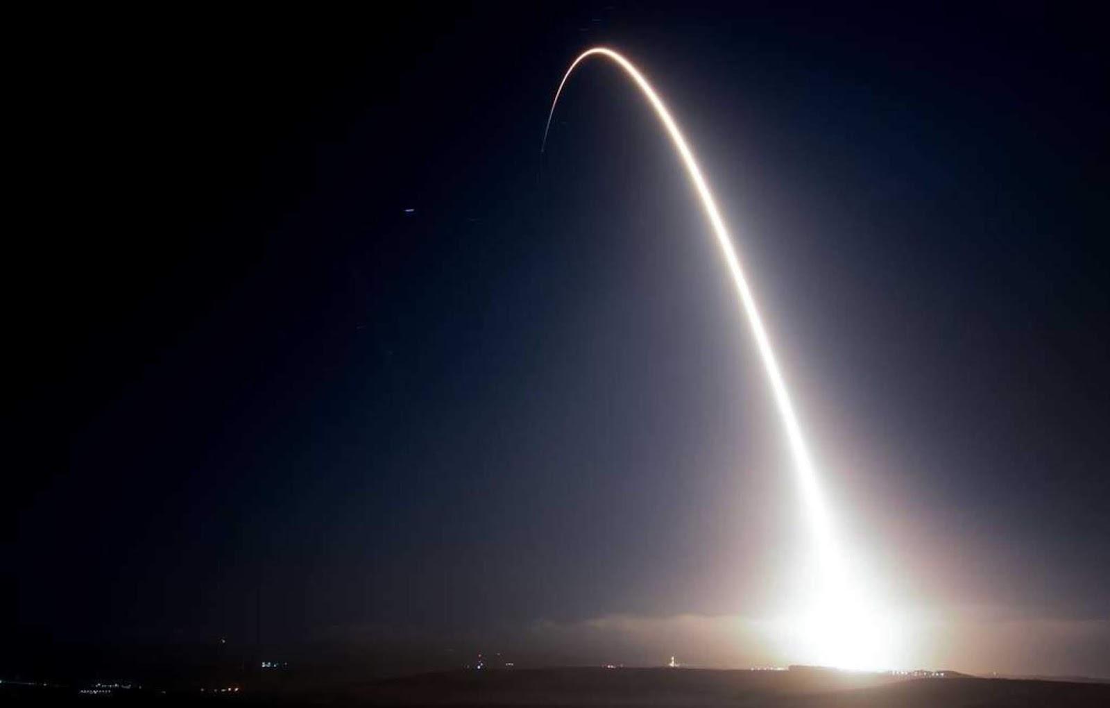 Amerika Serikat mulai memproduksi komponen rudal yang dilaran INF