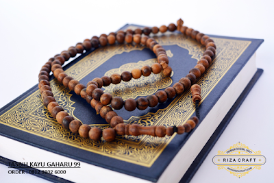 Tasbih Gaharu Cengkeh