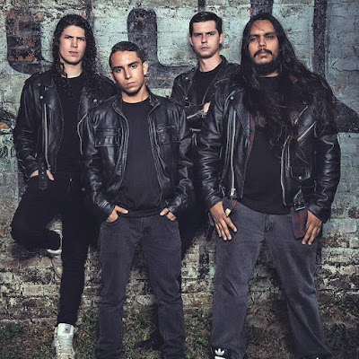 Few questions – interview with thrash metal band from Costa Rica - CHEMICIDE.