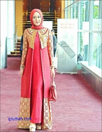 32 Model Baju Lebaran Dian Pelangi Casual Elegan Terbaru Model