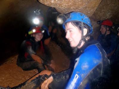 En la Cueva Urbana de Tarragona
