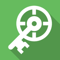 keywords icon flat