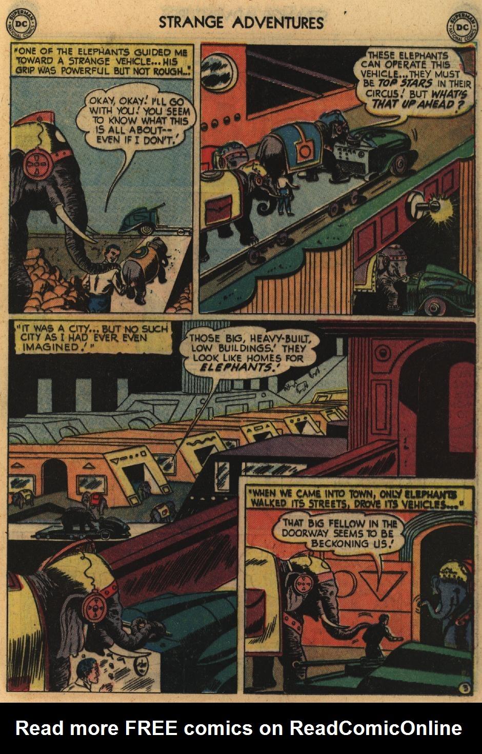 Strange Adventures (1950) issue 11 - Page 17
