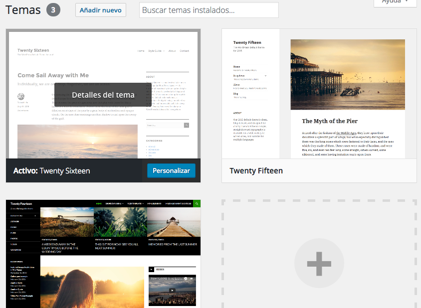 Crear tema para Wordpress - Archivos requeridos ~ Darwin Salinas