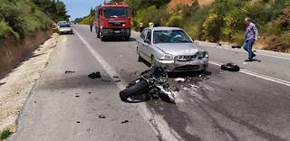 Νέα τραγωδία στην άσφαλτο της Κρήτης: Δύο νεκροί και μία γυναίκα σε σοβαρή κατάσταση