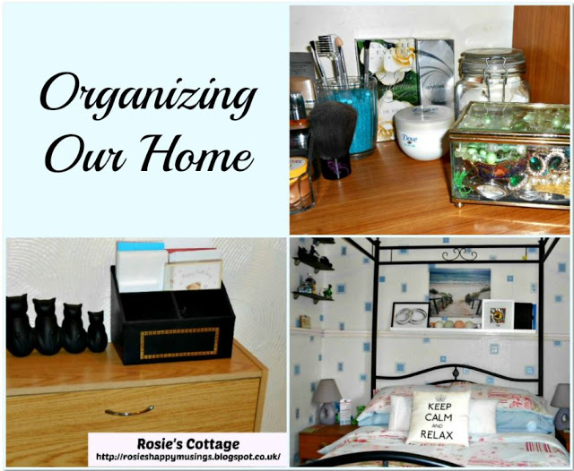 Organizing Our Home