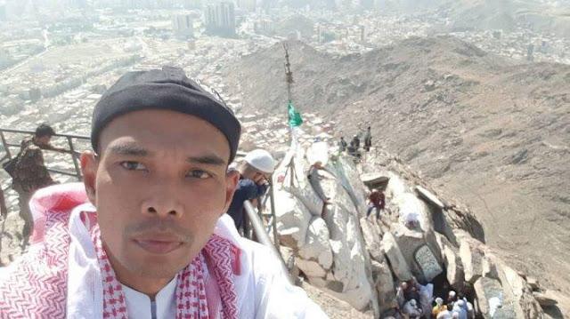 Cerita Ustaz Abdul Somad Tertipu Seorang Pemuda: Casingnya Setan Isinya Malaikat