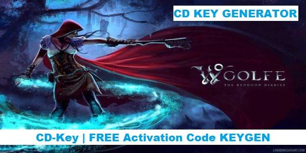 Woolfe free steam code
