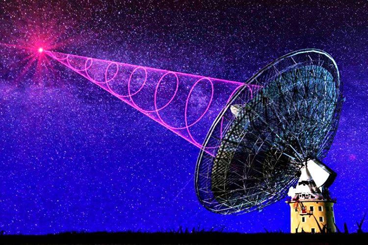 Uzaylıların yerlerini bulmak için daha farklı iletişim teknolojileri geliştirmeliyiz.