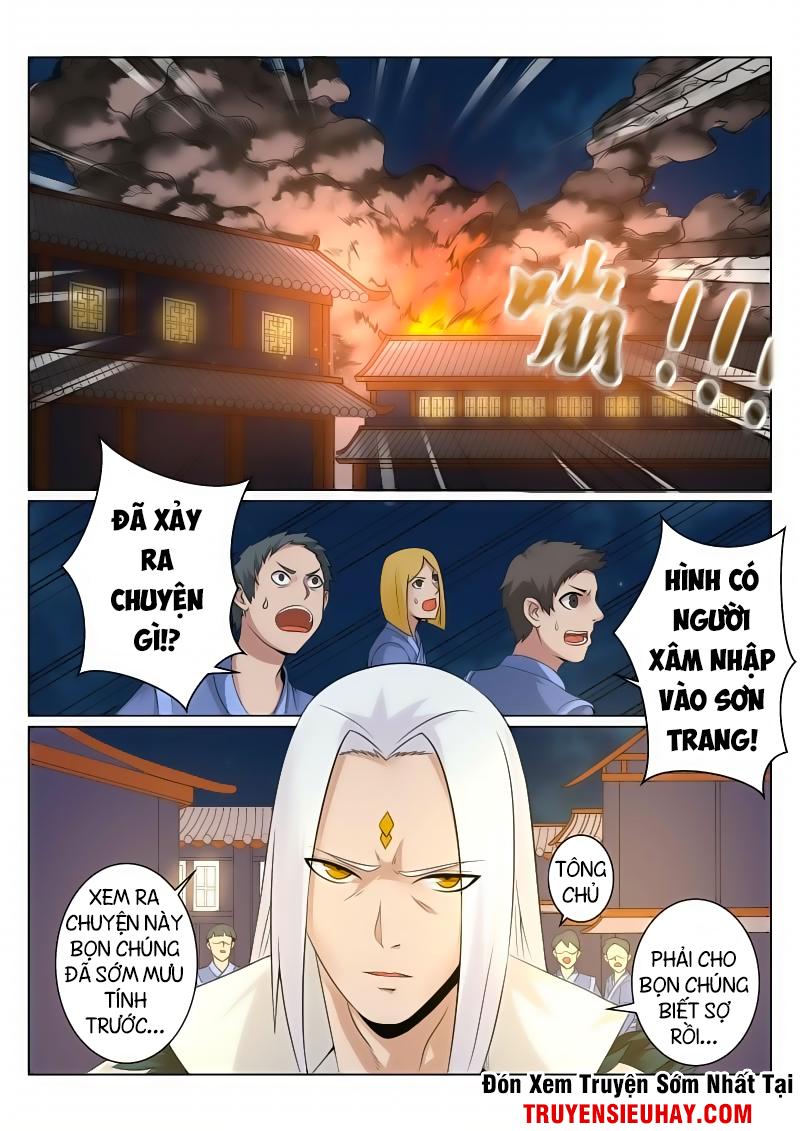 Linh Võ Đế Tôn - Chap 95