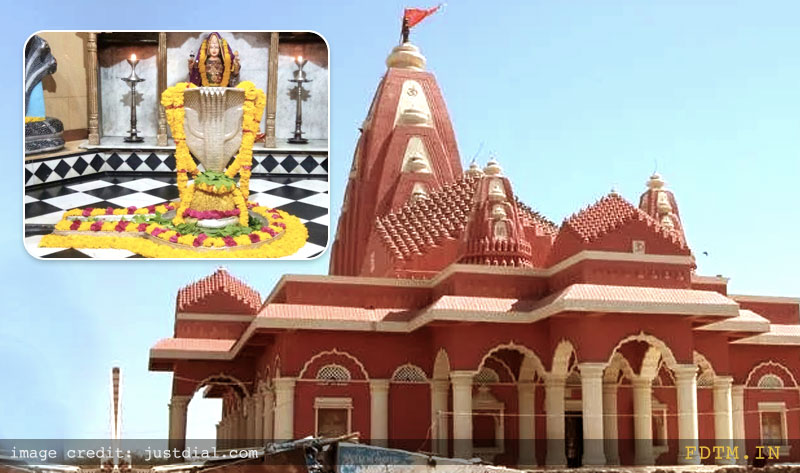 Nageshwar Jyotirlinga Temple, Dwarka: Religious Belief and Significance