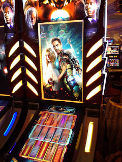 Iron Man Slot Machine