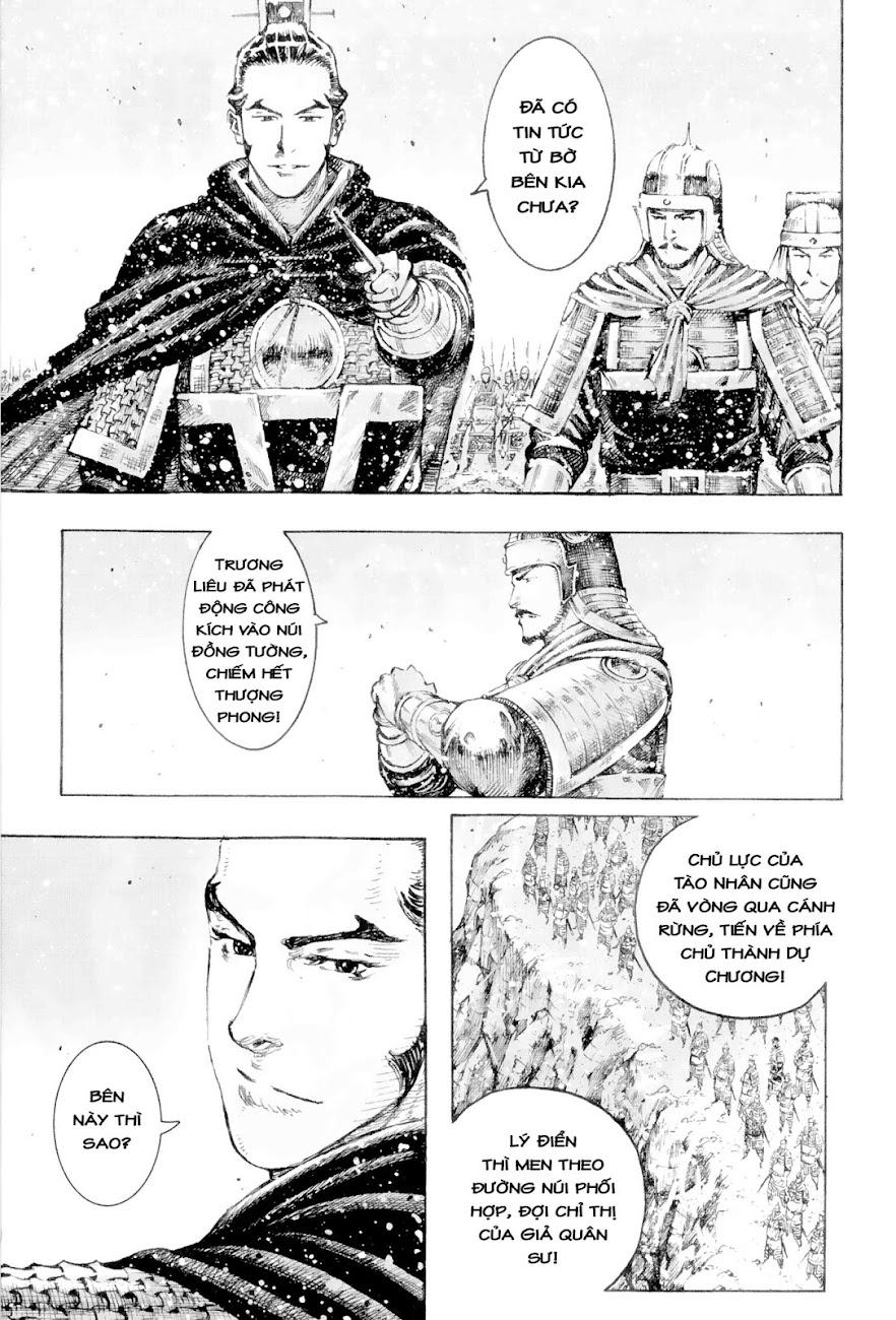 Hỏa phụng liêu nguyên Chương 414: Phong hỏa Xích Bích [Remake] trang 3
