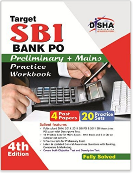 Download Free SBI PO Prelims & Mains Book PDF