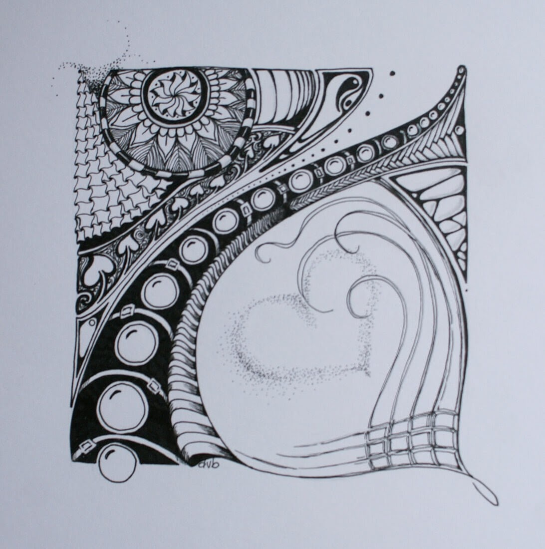 10-Hart-Onder-de-Riem-Deborah-Elaborate-Zentangle-Drawings-www-designstack-co