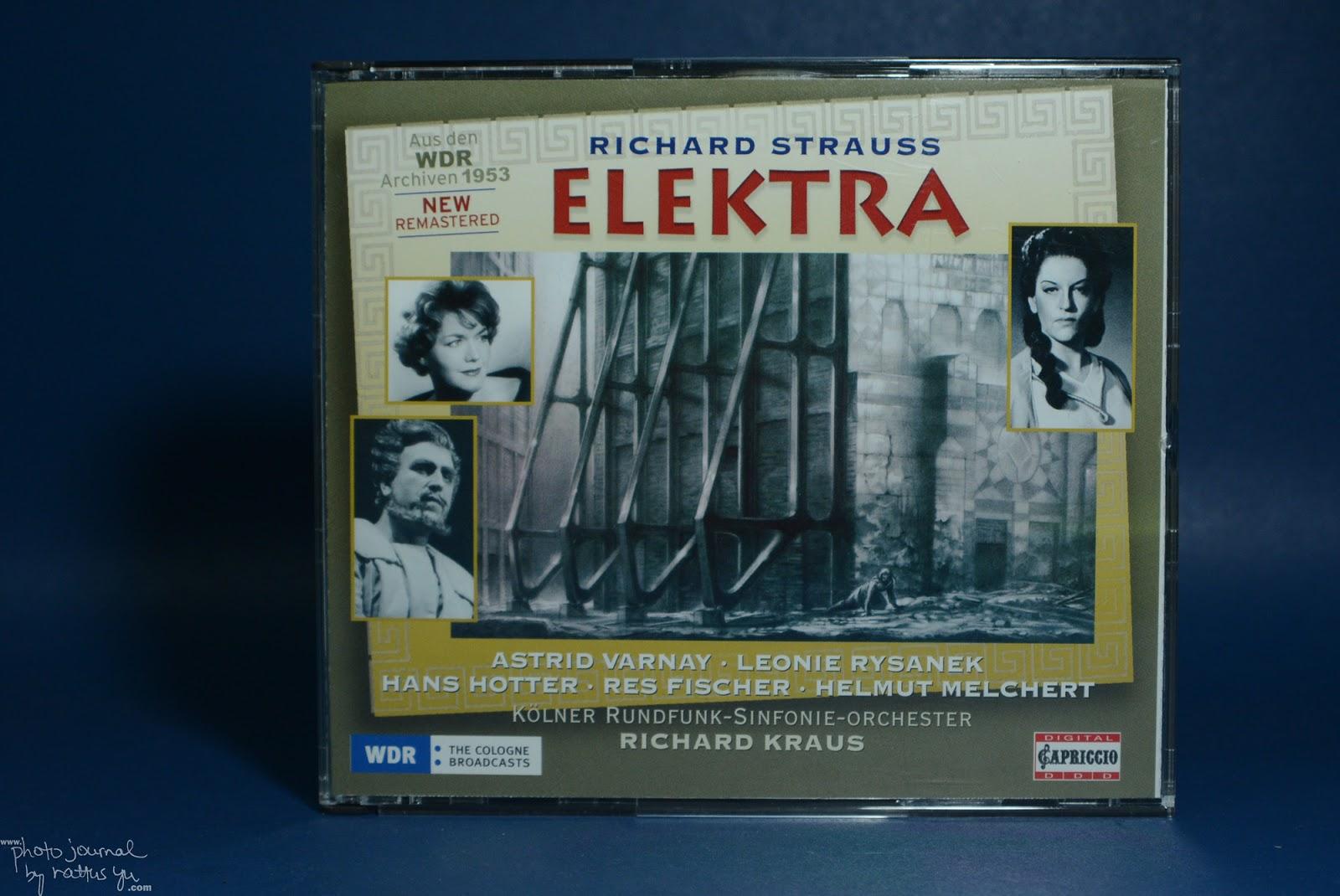 Elektra 1953 Excerpts
