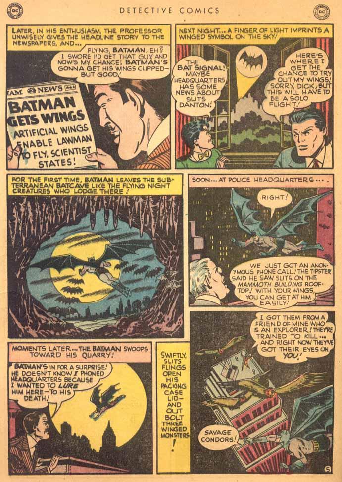 Detective Comics (1937) 153 Page 6
