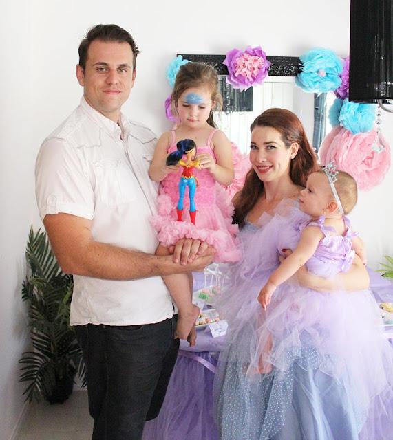 Aurora's Fairy Princess First Birthday
